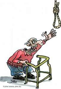 Suicide personnes âgées
