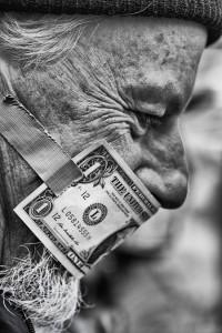 argent pourri
